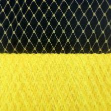 Bright Yellow Hat Veiling